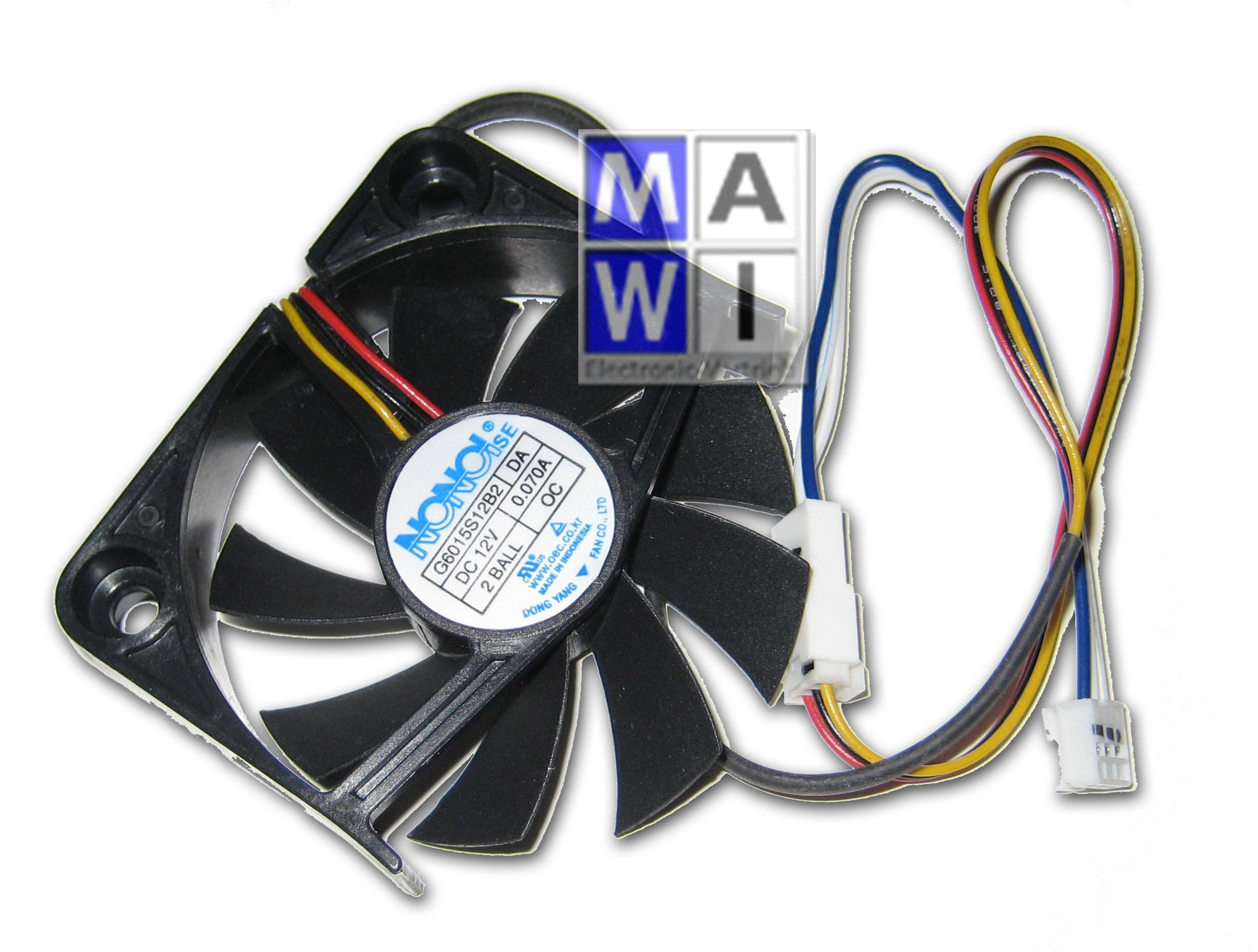 Schnurloses Verbindet Samsung Bn31 00014e Tv Cooling Fan Electric Lfter G6015s12b2 Da Oc F La40a6