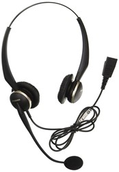 Bild von Jabra GN 2100 Telecoil / Headset / On-Ear / Kabelgebunden / 2127-80-54