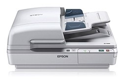 Bild von Epson WorkForce DS-6500N / Duplex / A4 / 1200 dpi / USB / LAN / B11B205231BT